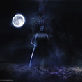 Guardian of the Night - Collaboration: monaparvin.deviantart.com